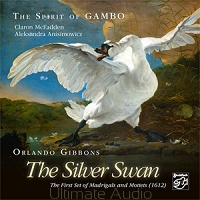 The Spirit Of Gambo – The Silver Swan. Od ręki. Skorzystaj z 30 rat 0% w salonie Ultimate Audio Konin