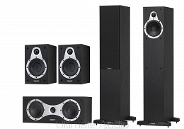 Tannoy Eclipse Two + Mini + Centre Ultimate Audio Konin