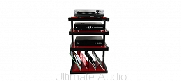 Norstone Design Esse HiFi Vinyl.Black-Red. Ekspozycja. Ultimate Audio Konin