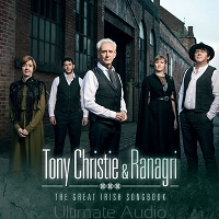 Tony Christie & Ranagri – The Great Irish Songbook. Od ręki.  Ultimate Audio Konin