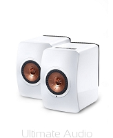 Kef LS50 Wireless Gloss White/Copper. Skorzystaj z 30 rat 0% w salonie Ultimate Audio Konin