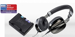 Chord Electronics Mojo + Ultrasone Edition M Black Pearl Ultimate Audio Konin