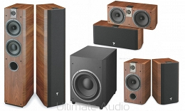Focal Chorus 716 + 706 + CC700 + Sub 300P. Ultimate Audio Konin