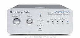 Cambridge Audio DacMagic 100 Silver. Skorzystaj z 30 rat 0% w salonie Ultimate Audio Konin
