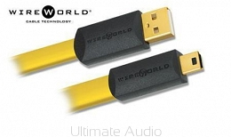 Wireworld Chroma USB 2.0 A to mini B (CSM). Skorzystaj z 30 rat 0% w salonie Ultimate Audio Konin