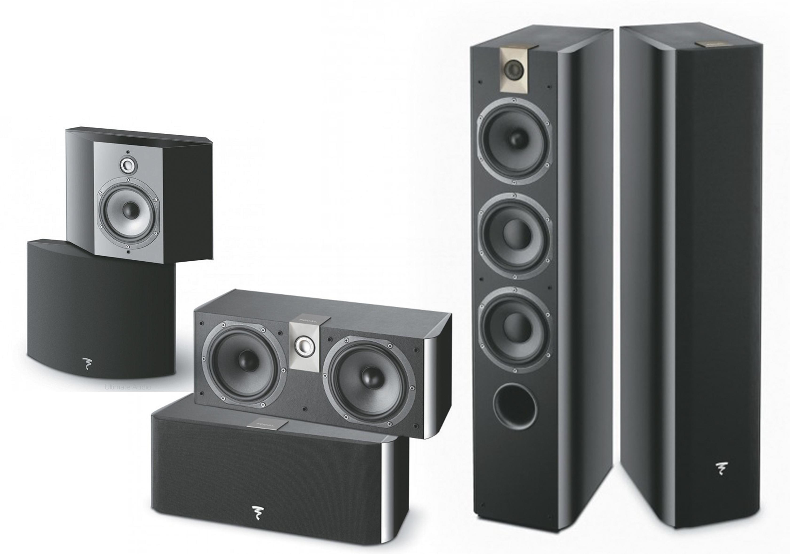 focal chorus 726 sr700 cc700 ultimate audio konin ultimate audio. Black Bedroom Furniture Sets. Home Design Ideas