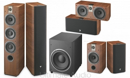 Focal Chorus 726 + 706 + CC700 + Sub 300P. Ultimate Audio Konin