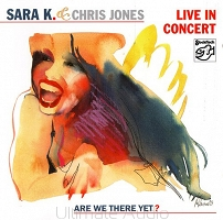 Sara K. & Chris Jones - in concert. Od ręki. Skorzystaj z 30 rat 0% w salonie Ultimate Audio Konin