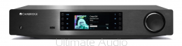 Cambridge Audio CXN V2 Black. Skorzystaj z 30 rat 0% w salonie Ultimate Audio Konin