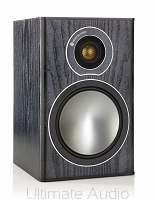 Monitor Audio Bronze 1 Black Oak. Ultimate Audio Konin