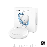 Fibaro Flood Sensor. Od ręki. Ultimate Audio Konin