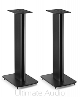 Kef Performance Speaker Stand Black. Ultimate Audio Konin