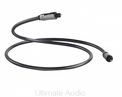 QED Performance Optical Graphite 1.5m Ultimate Audio Konin